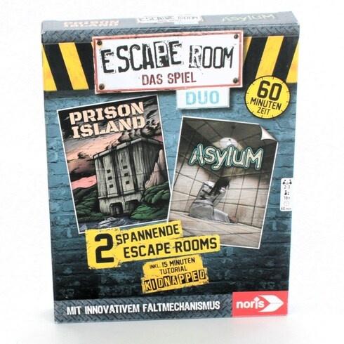 Stolní hra Noris Escape Room Duo