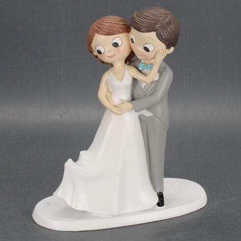 Dekorace ženich a nevěsta