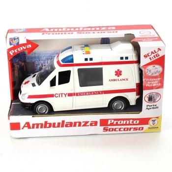 Model auta Teorema Ambulance