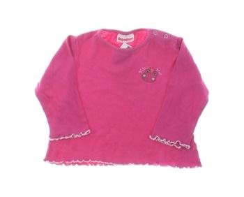 Dívčí tričko Dopodopo růžové