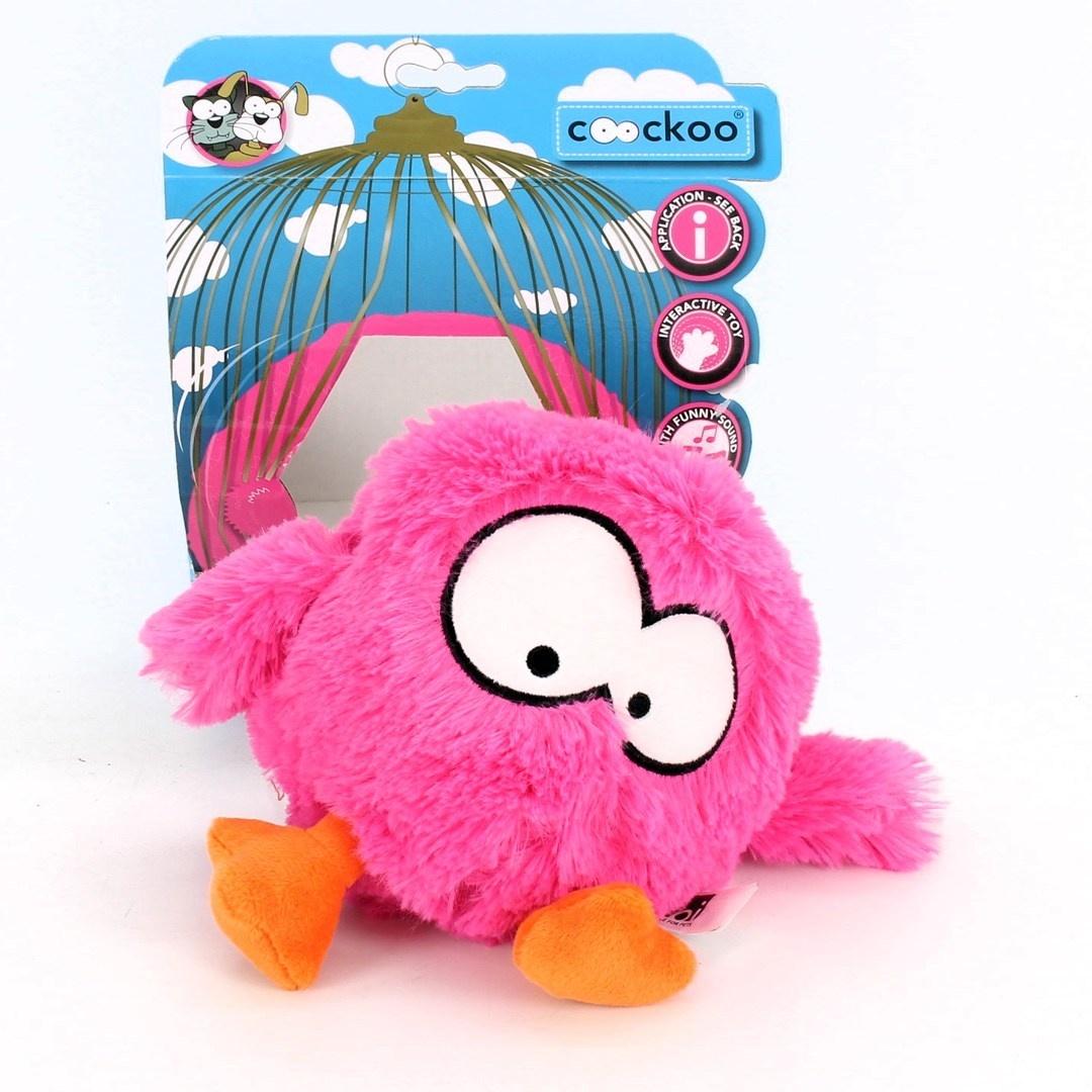 Plyšová hračka pro psy Coockoo