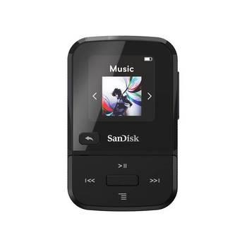 MP3 přehrávač Sandisk Clip Sport Plus 16 GB