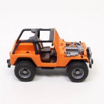 Autíčko Bruder 02541 Jeep Cross Country