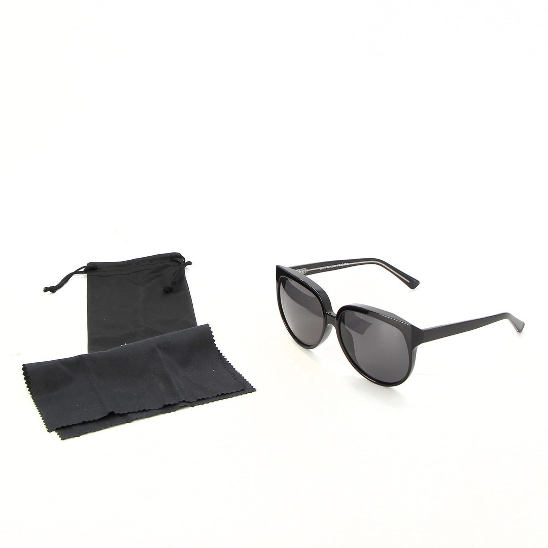 Sluneční brýle Jim Halo černé