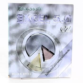 Milan Brož: Microsoft Excel 5.0 CZ