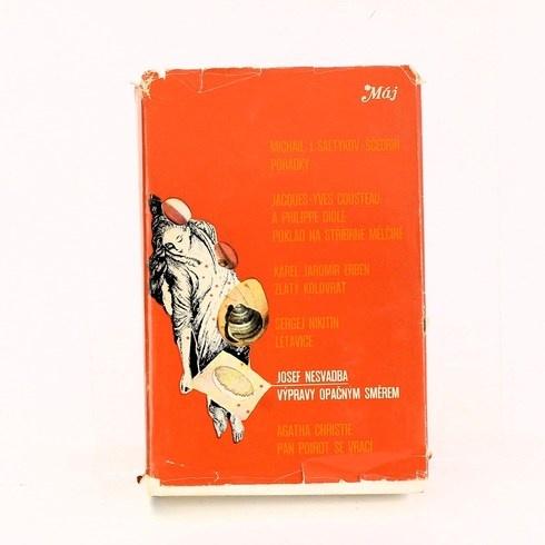 Kniha Josef Nesvadba: Výpravy opačným směrem