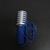 Mikrofon se stojanem Bontempi Showtime modrý
