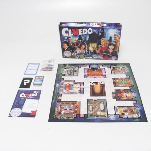 Desková hra Hasbro Cluedo