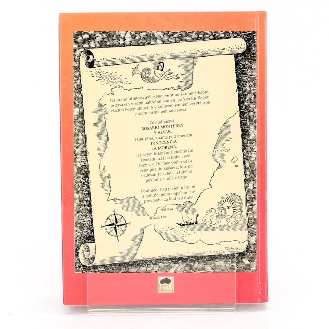 Kniha Rosario