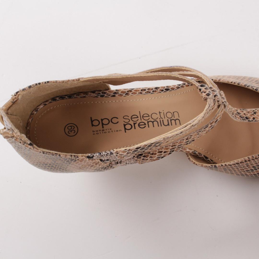 Dámské lodičky Bonprix bpc premium