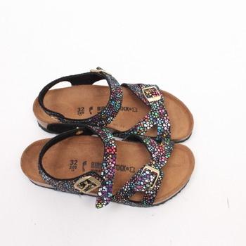 Dívčí sandálky Birkenstock