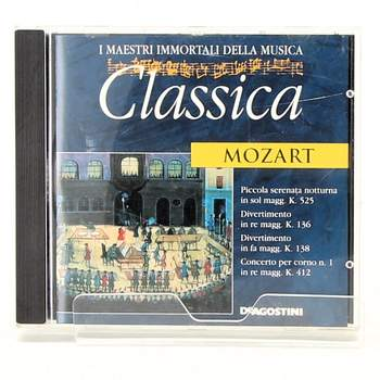 Hudební CD Mozart: Classica