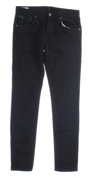 Dámské džíny Denim černé barvy