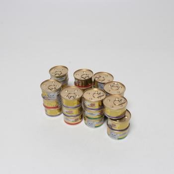 Konzervy Purina Gourmet Gold MIX 24x85g