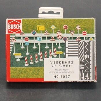 Dopravní značky Busch 6027