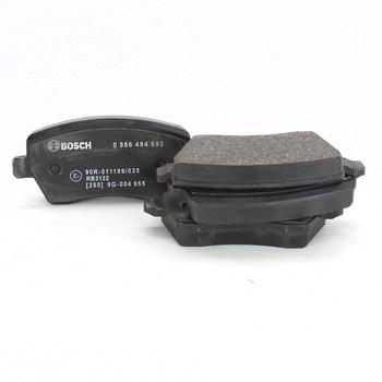 Brzdové obložení Bosch 986494592