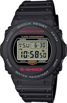 Pánské digitální hodinky Casio DW 5750E-1
