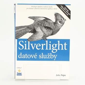 Kniha Zoner Silverlight datové služby John Papa