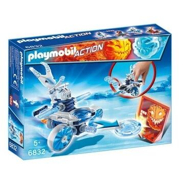Stavebnice Playmobil 6832 Frosty