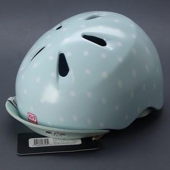 Dívčí cyklistická helma Bern