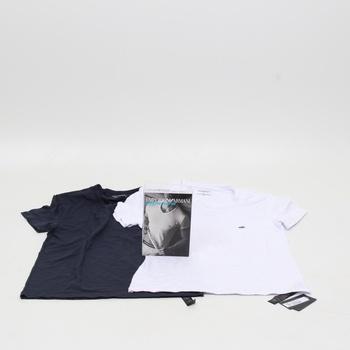 Pánská trička Emporio Armani 2ks