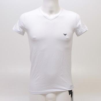 Pánské tričko Emporio Armani bílé