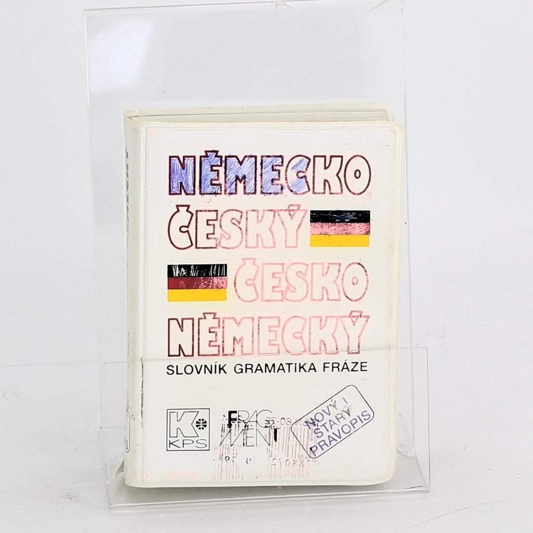 Škola Německo český slovník