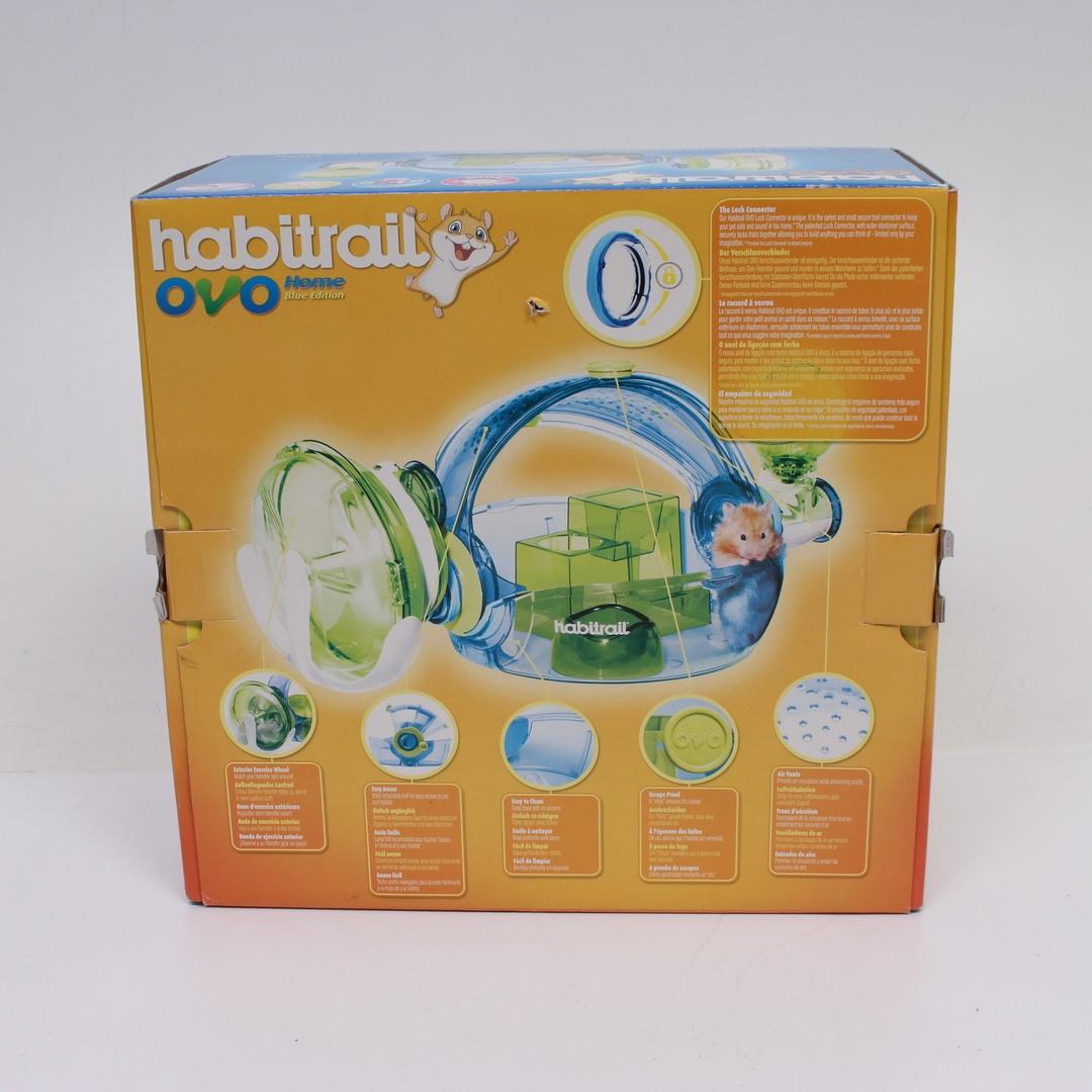 Klec pro křečky Habitrail plastová