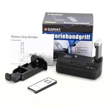 Adaptér na baterie Carat Electronics D3100+