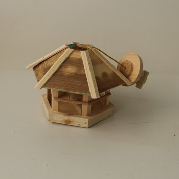 Dřevěná ptačí budka Dobar 21391e