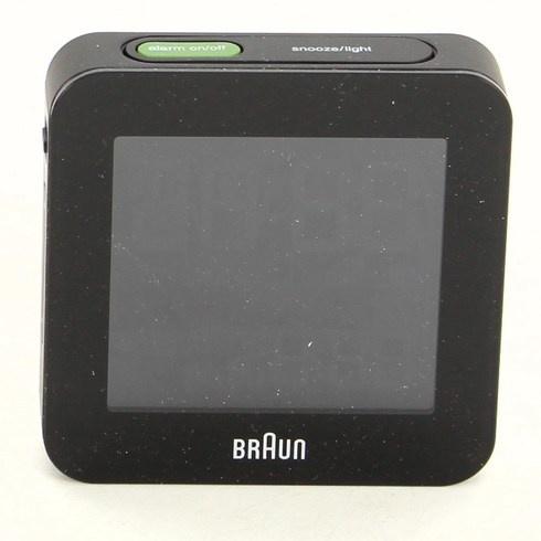 Digitální budík Braun BNC009BK-RC