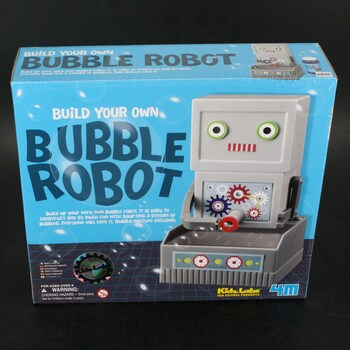 Vědecká sada Kidz Labs Bubble Robot