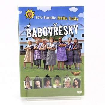 DVD Babovřesky