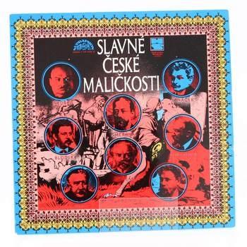 Gramofonová deska Slavné české maličkosti