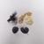 Pánská paruka s brýlemi Foxxeo 50004 80.léta
