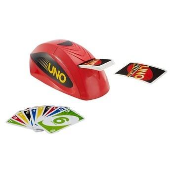 Karetní hra Mattel Uno Extreme!