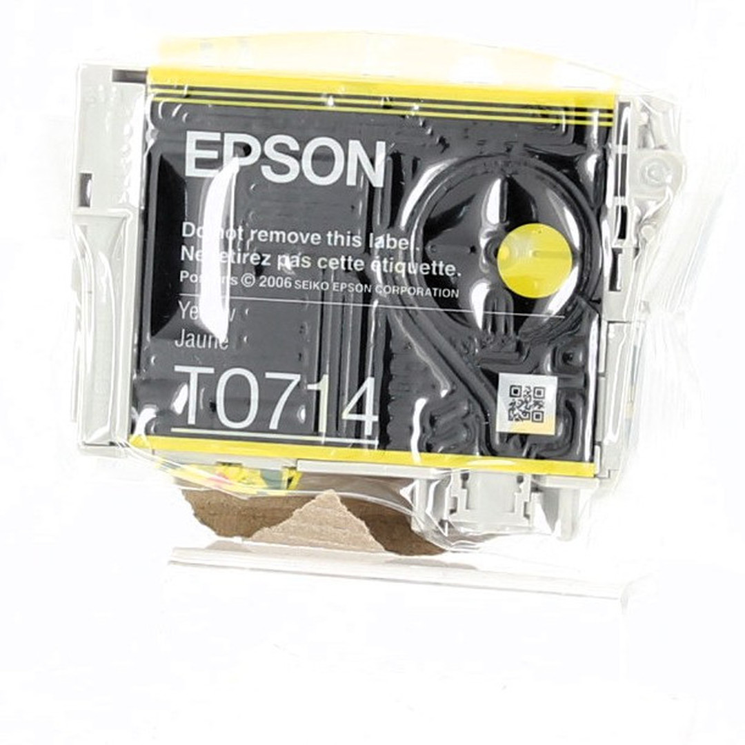 Inkoustová cartridge Epson T0714