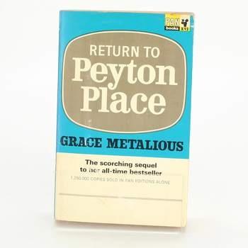 Kniha Return to peyton place Grace Metalious
