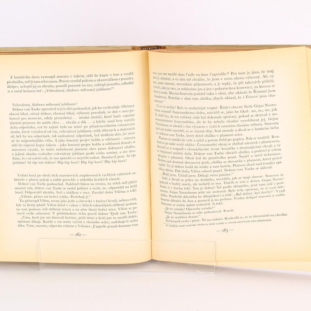 Kniha Antoon Coolen: Vesnický lékař
