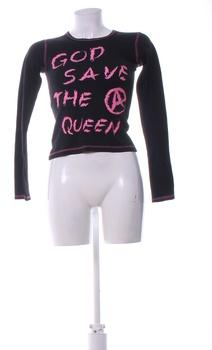 Dámské tričko Clockhouse God Save the Queen