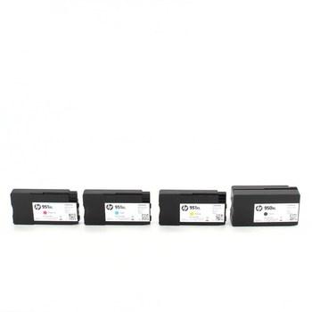 Inkoustová kazeta HP 950XL + 3x 951XL