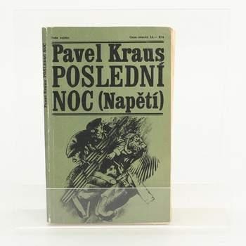 Detektivka Poslední noc (napětí) Pavel Kraus