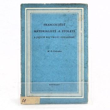 Cebenko:Francouzští materialisté 18. století