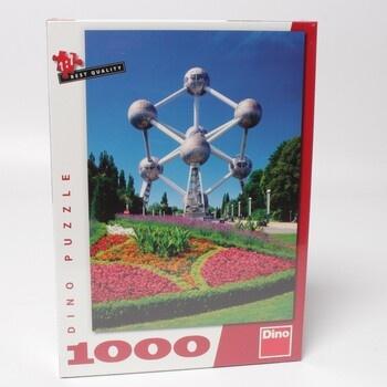 Puzzle DINO Atomium Brusel