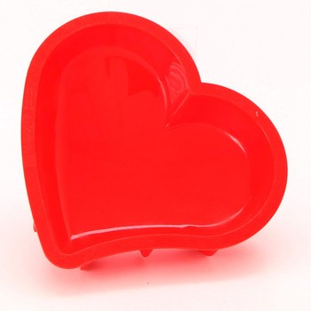 Silikonová forma Silikomart - srdce