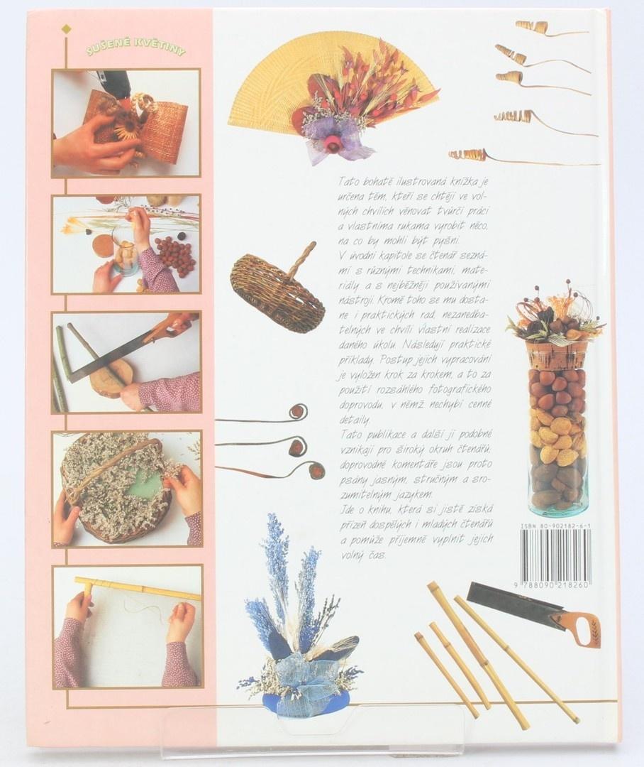 Kniha Sušené květiny