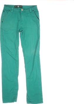 Dámské plátěné kalhoty Q707 Jeans