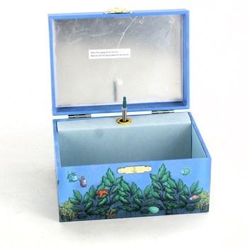 Hrací skříňka Trousselier
