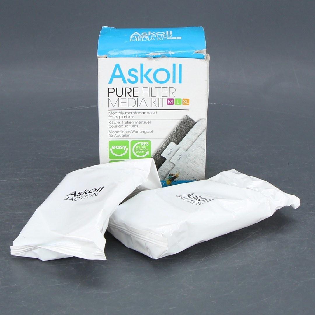 Filtr Askoll Pure filter media kit