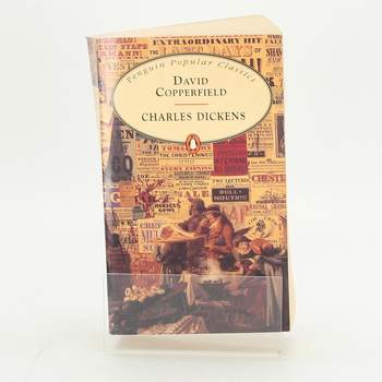 Kniha Charles Dickens: David Copperfield